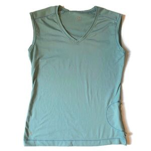 ALO YOGA Medium Side Zip Pocket Tank